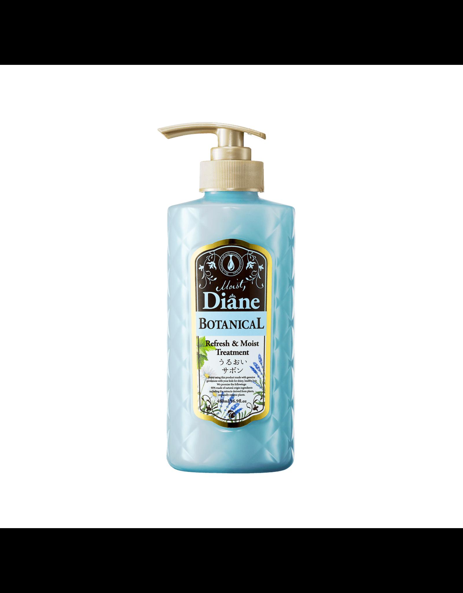 Moist Diane Moist Diane Botanical Refresh & Moist Treatment 480ml