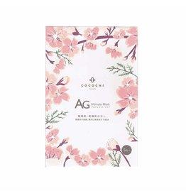 Cocochi Cocochi AG Ultimate Sakura Mask 5 Sheets