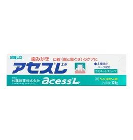 Sato Sato Pharmaceutical Access L Toothpaste 125g