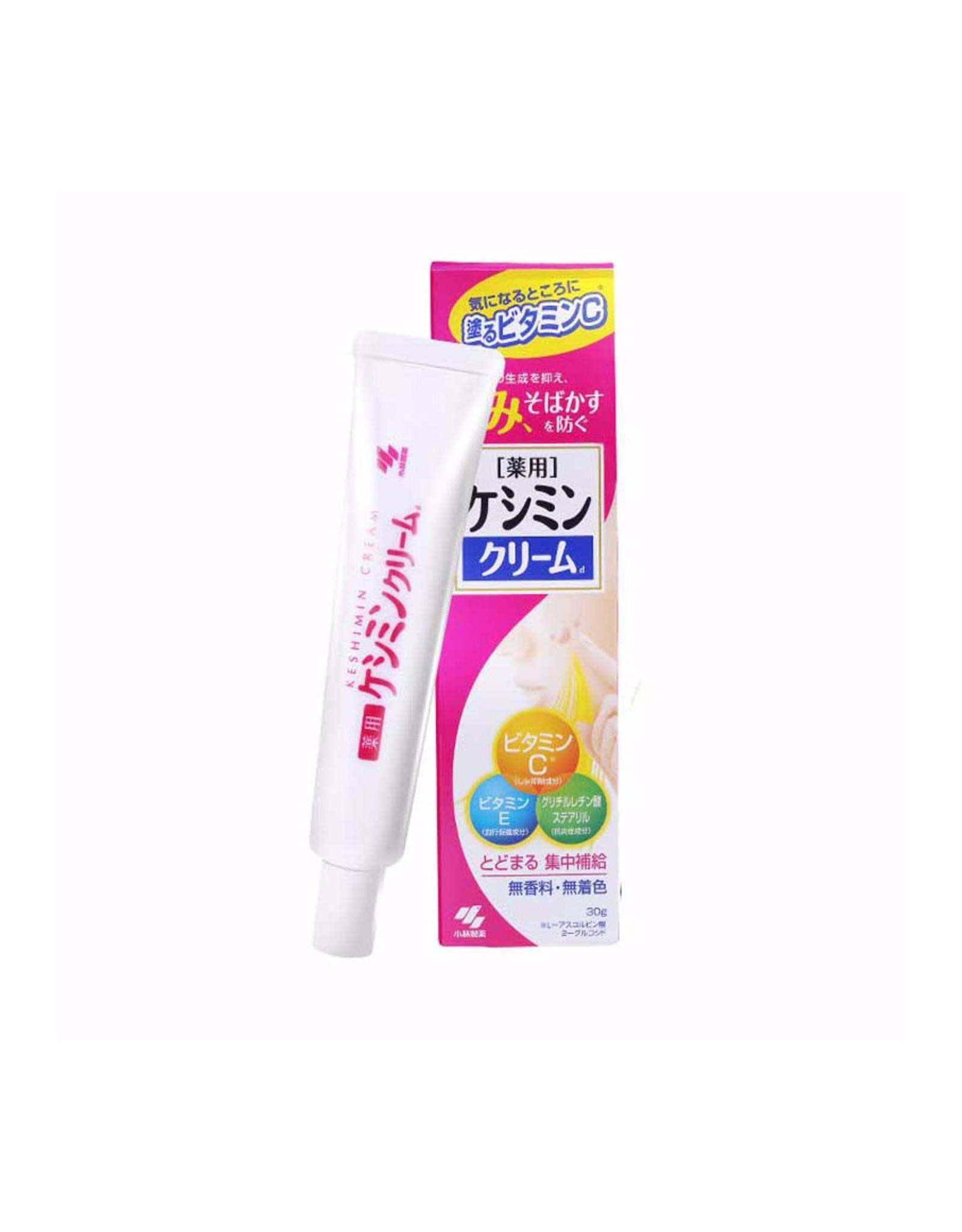 Kobayashi Kobayashi Spots and Freckles Prevent Whitening Cream 30g