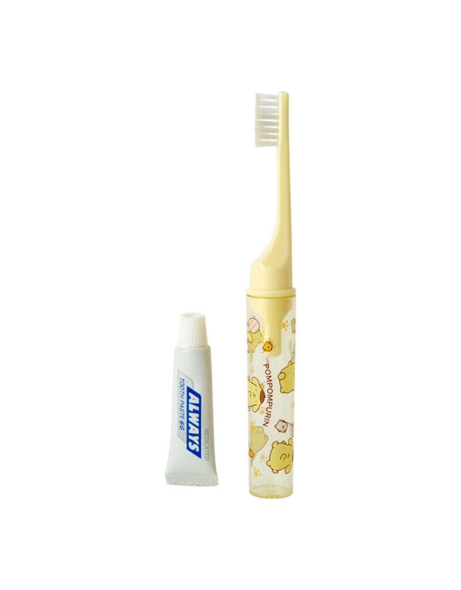 Sanrio Sanrio Travel Toothbrush Set