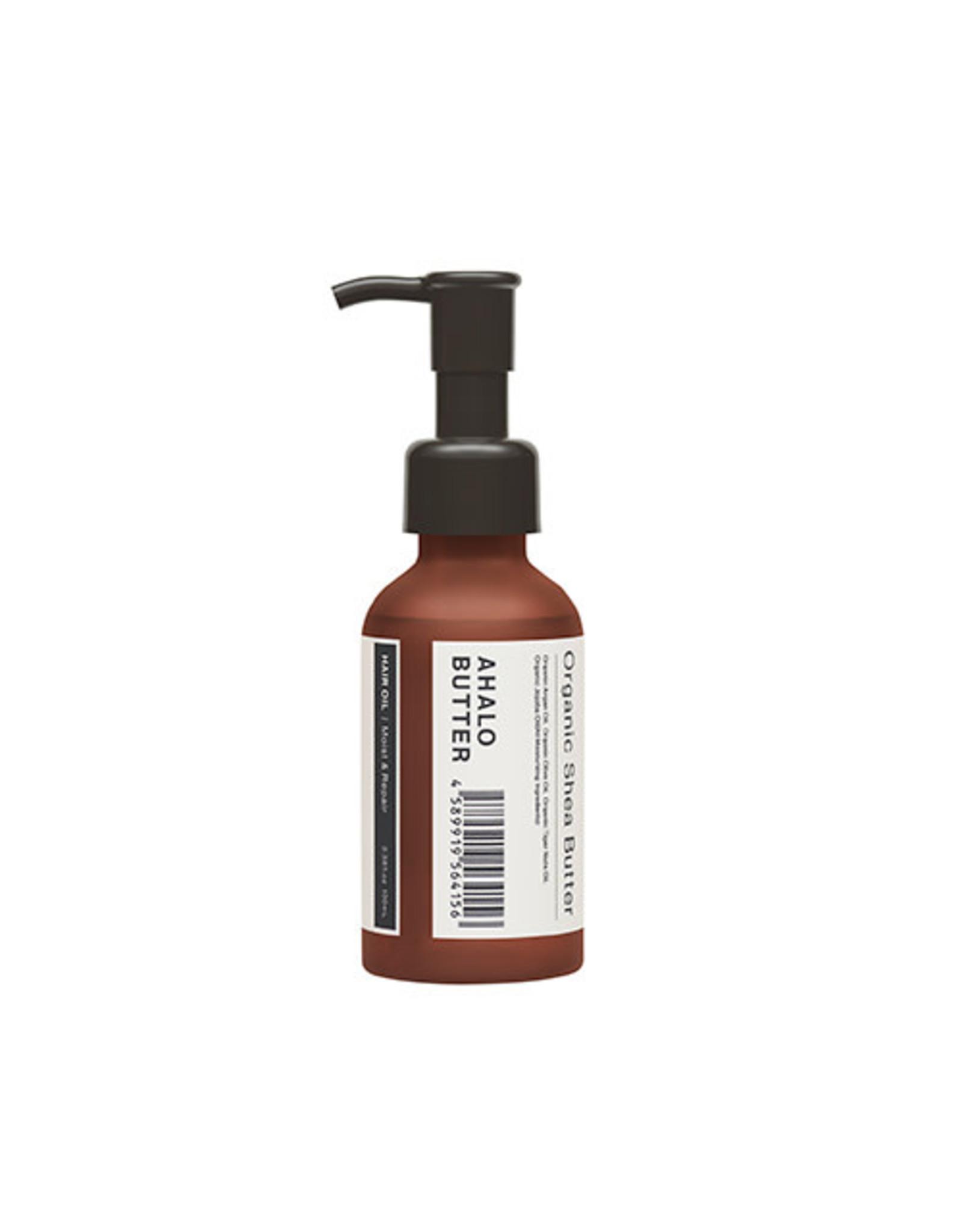 Ahalo Butter Organic Moist & Repair Hair Oil 100ml