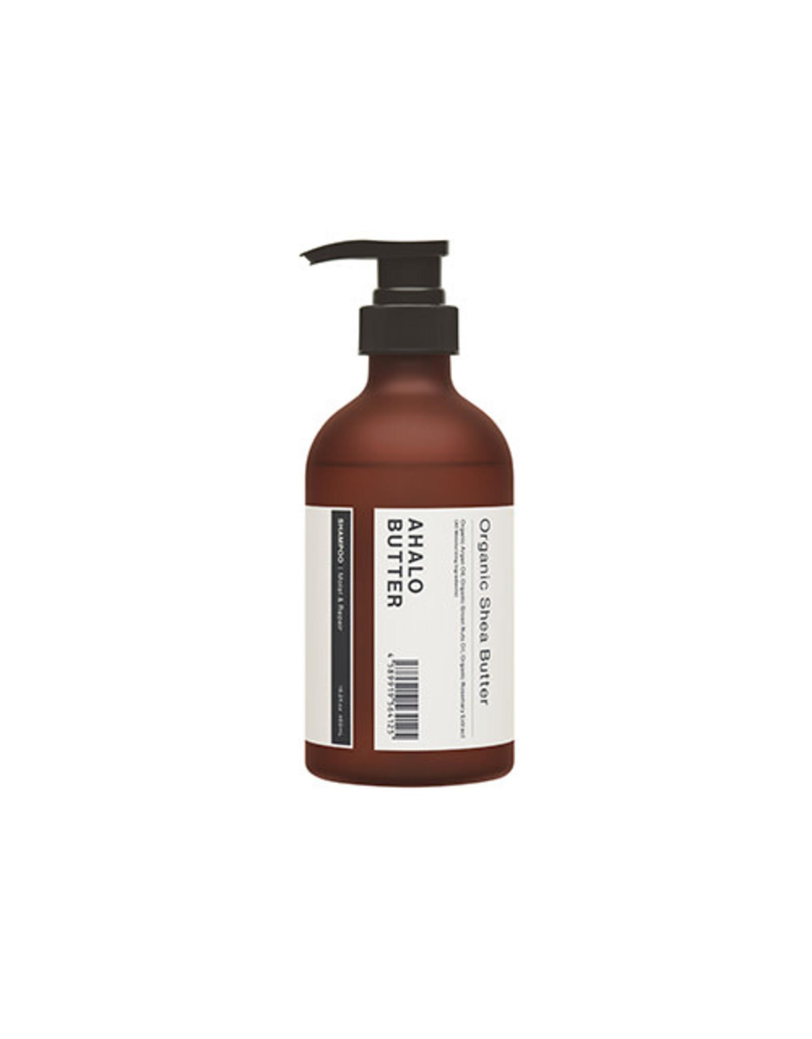 Ahalo Butter Organic Moist & Repair Shampoo 450ml
