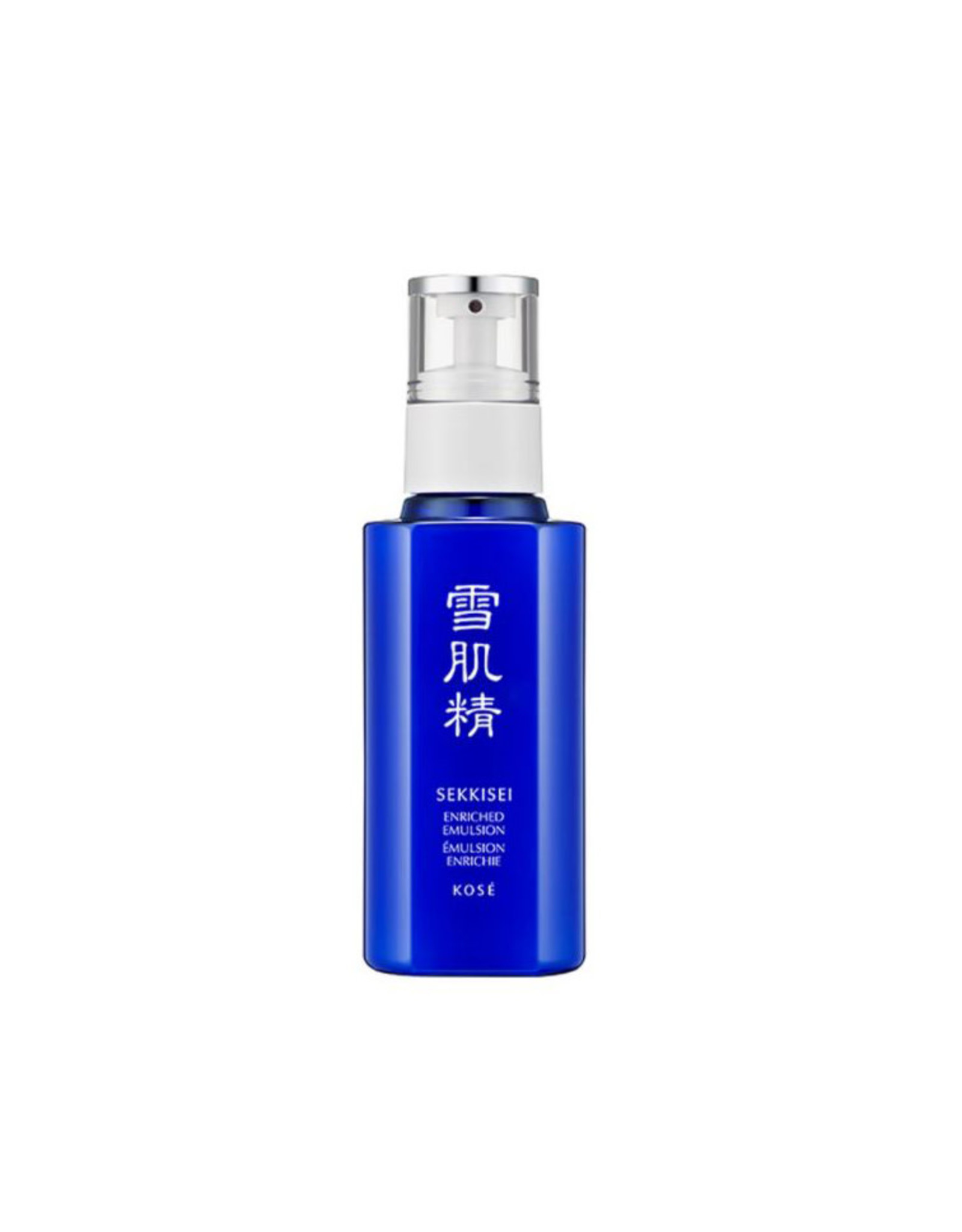 Kose Kose Sekkisei Emulsion Enriched 140ml New