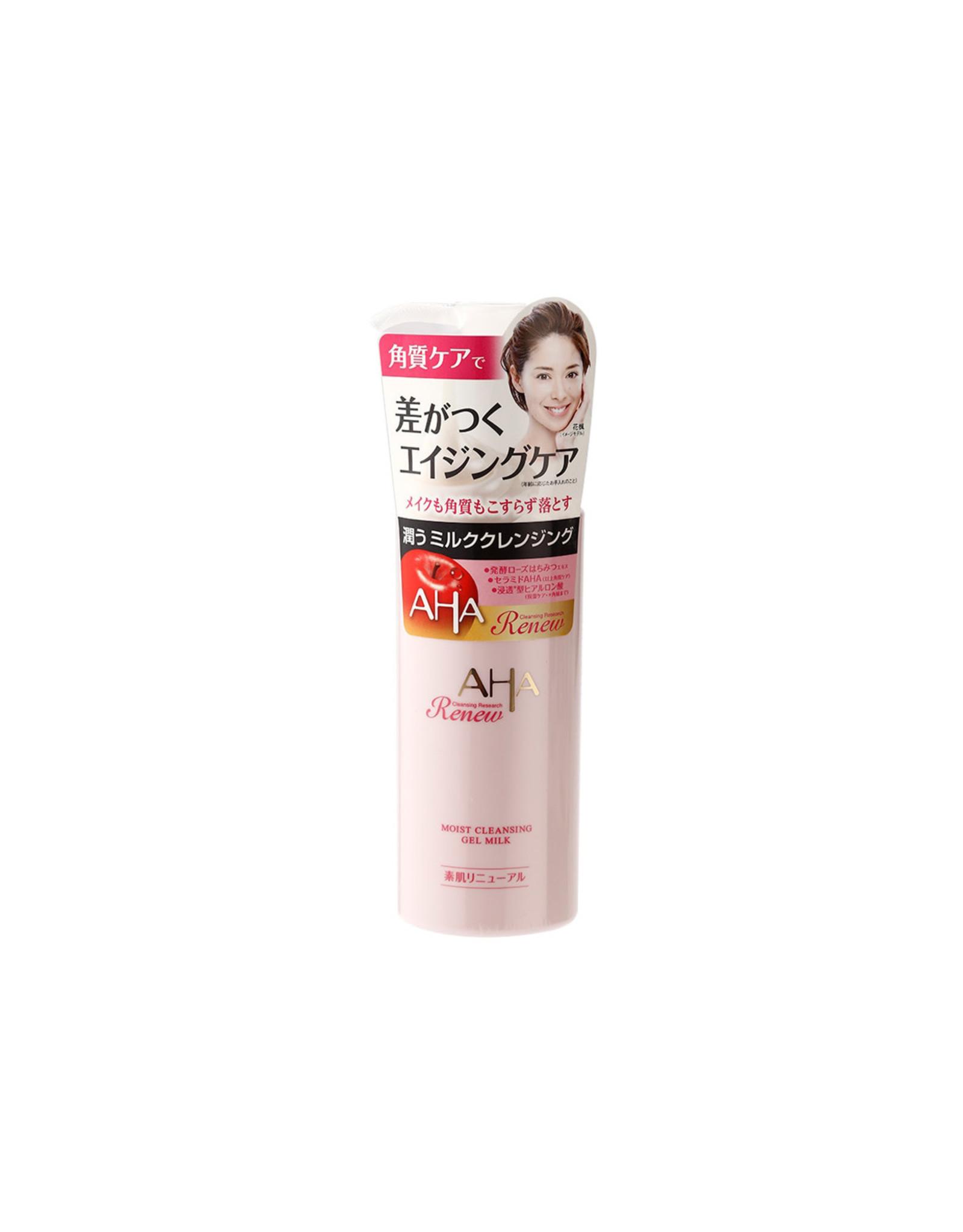 BCL BCL Moist Gel Milk Facial Cleansing Gel Milk 135ml