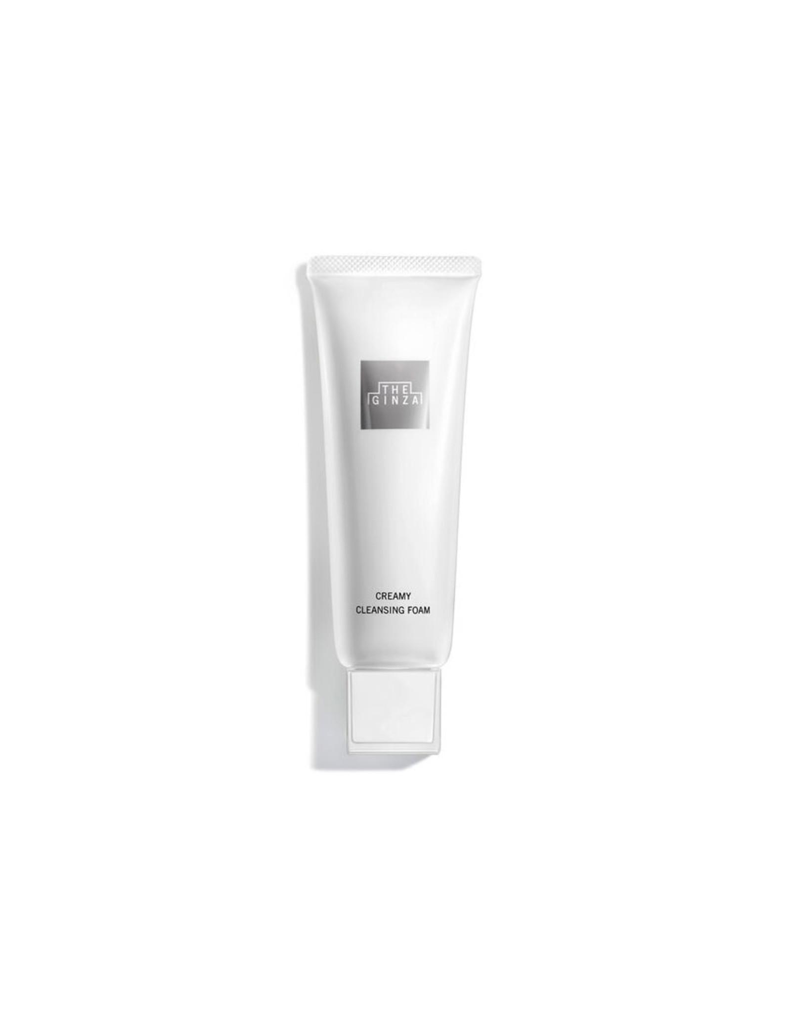 Shiseido The Ginza Creamy Cleansing Foam 130g