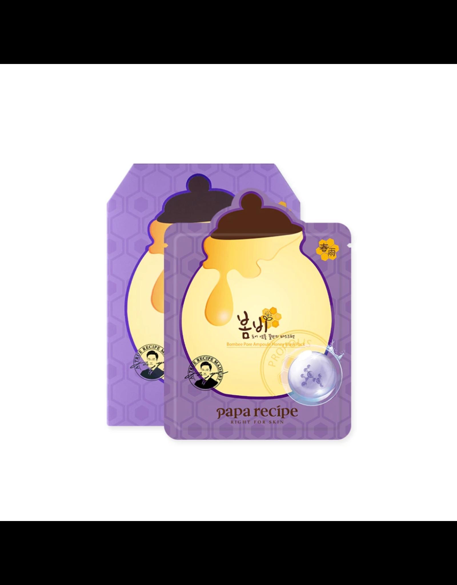 Papa Recipe PAPA Recipe Pore Ampoule Honey Mask Purple