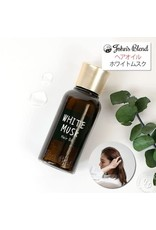 Nol John's Blend Hair Oil 80ml - White Musk