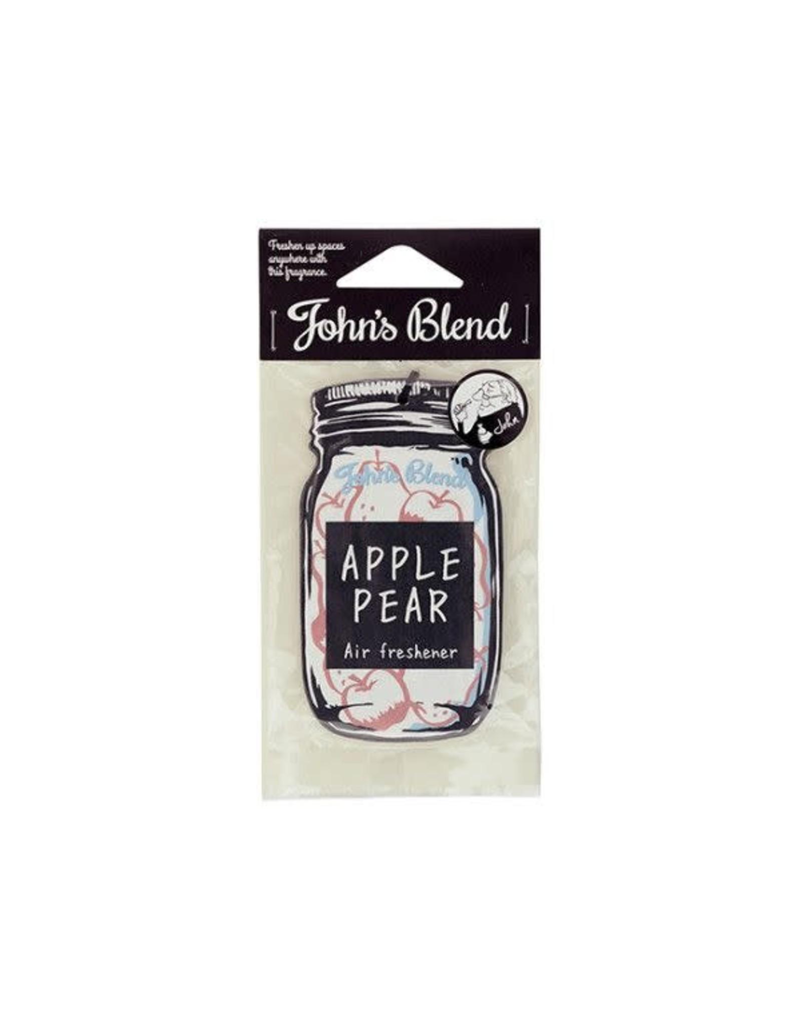 Nol John's Blend Air Freshener Apple Pear