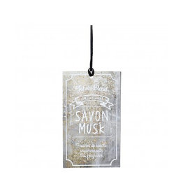 Nol John's Blend Air Freshener Savon Musk