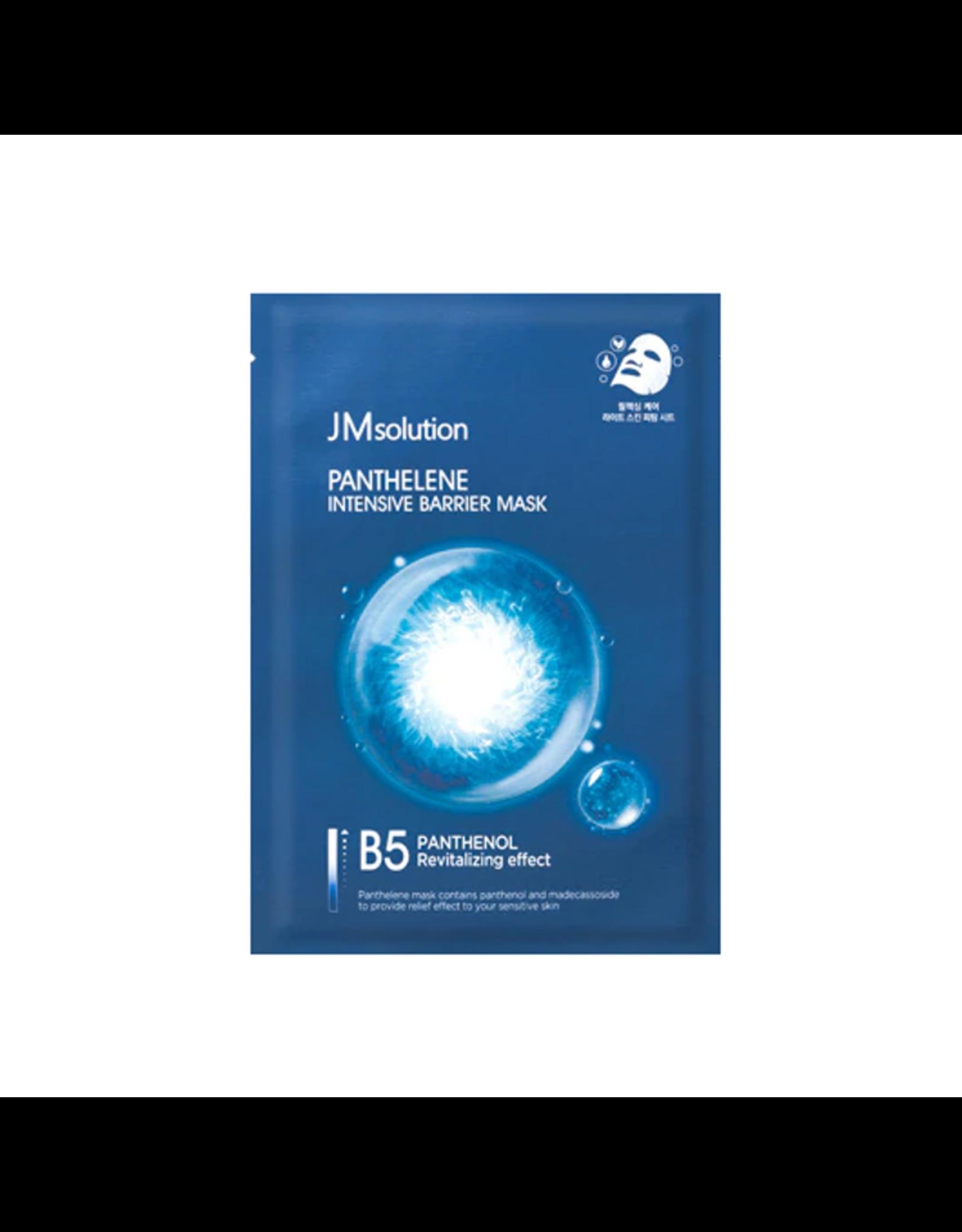 JM Solution JM Solution Panthelene Intensive Barrier Mask 1 Sheet