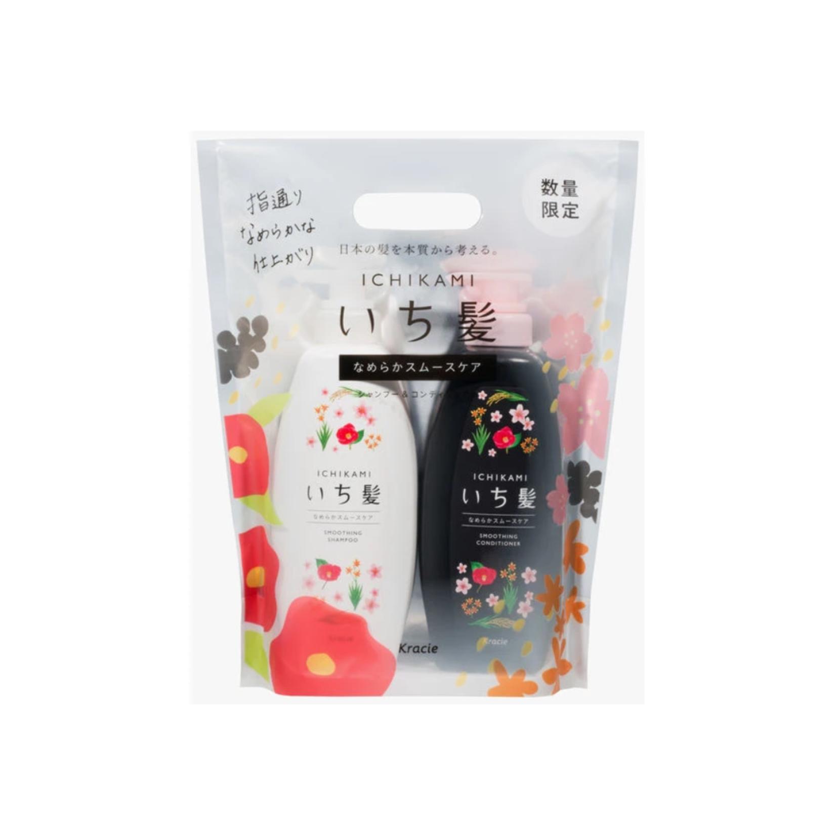 Kracie Kracie Ichikami Shampoo & Conditioner Pair Set