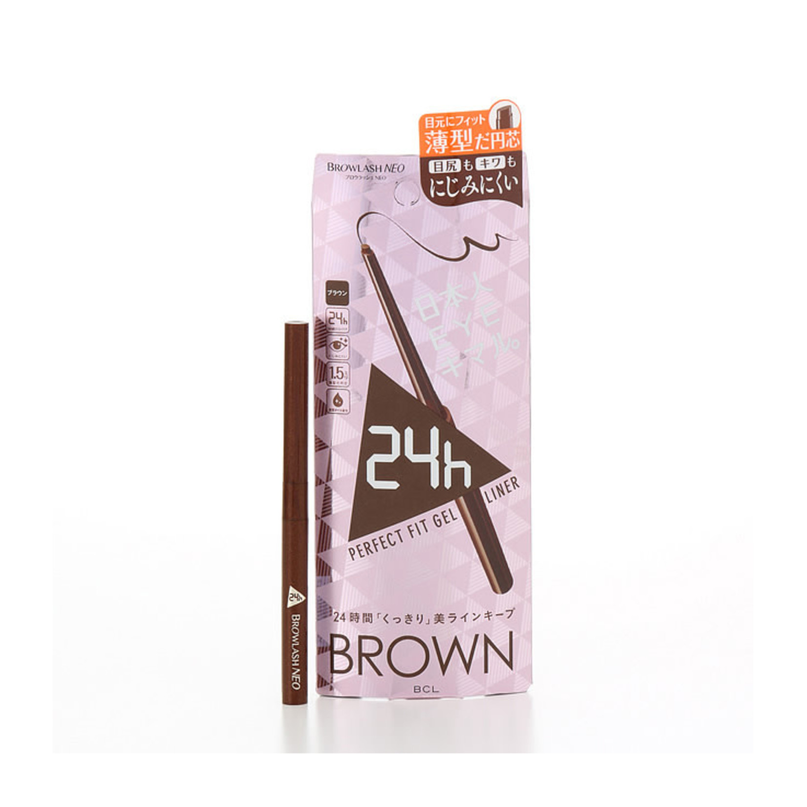 BCL BCL Browlash Neo Perfect Gel Liner Brown
