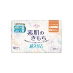 Elleair Elis Megami Sanitary Napkin Slim Regular Daytime No Wing 30pcs
