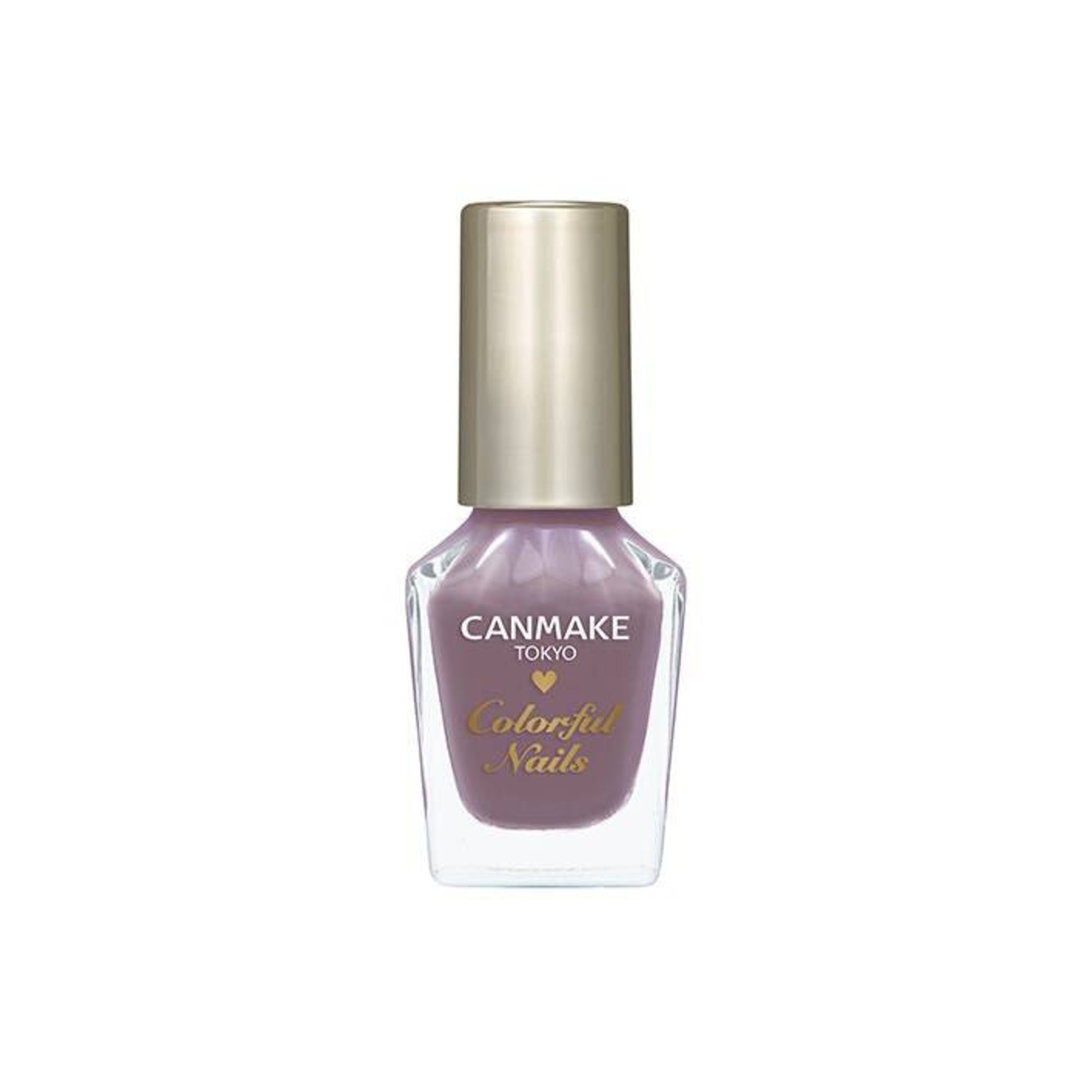 Ishizawa Lab Canmake Colorful Nails N47 Dusky Purple