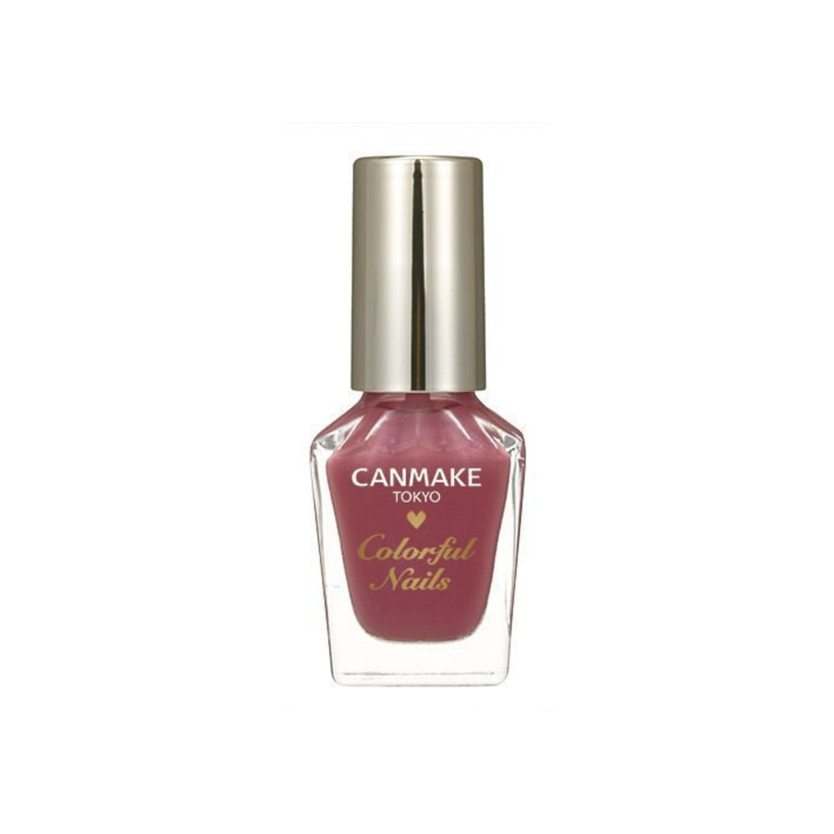 Canmake Colorful Nails N06 Raspberry Milk