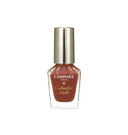 Canmake Colorful Nails N14 Lady Terracotta