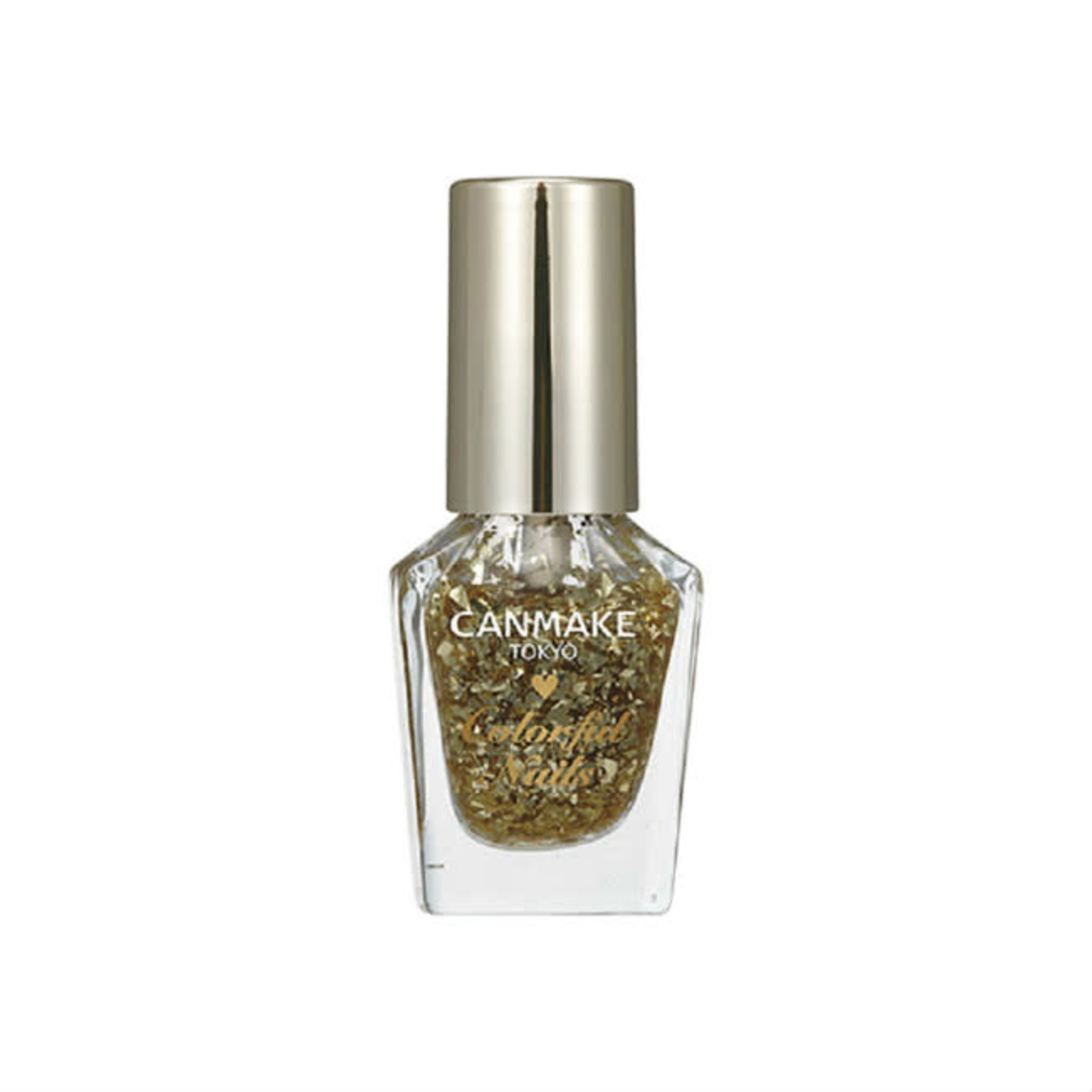 Canmake Colorful Nails N21 Gold Flake