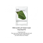 Abib Abib Mild Acidic pH Sheet Mask - Heartleaf Pc