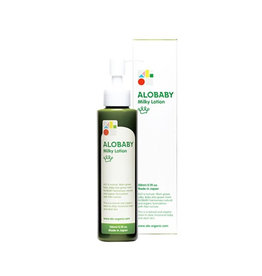 Alobaby  Baby Milky Lotion 150ml