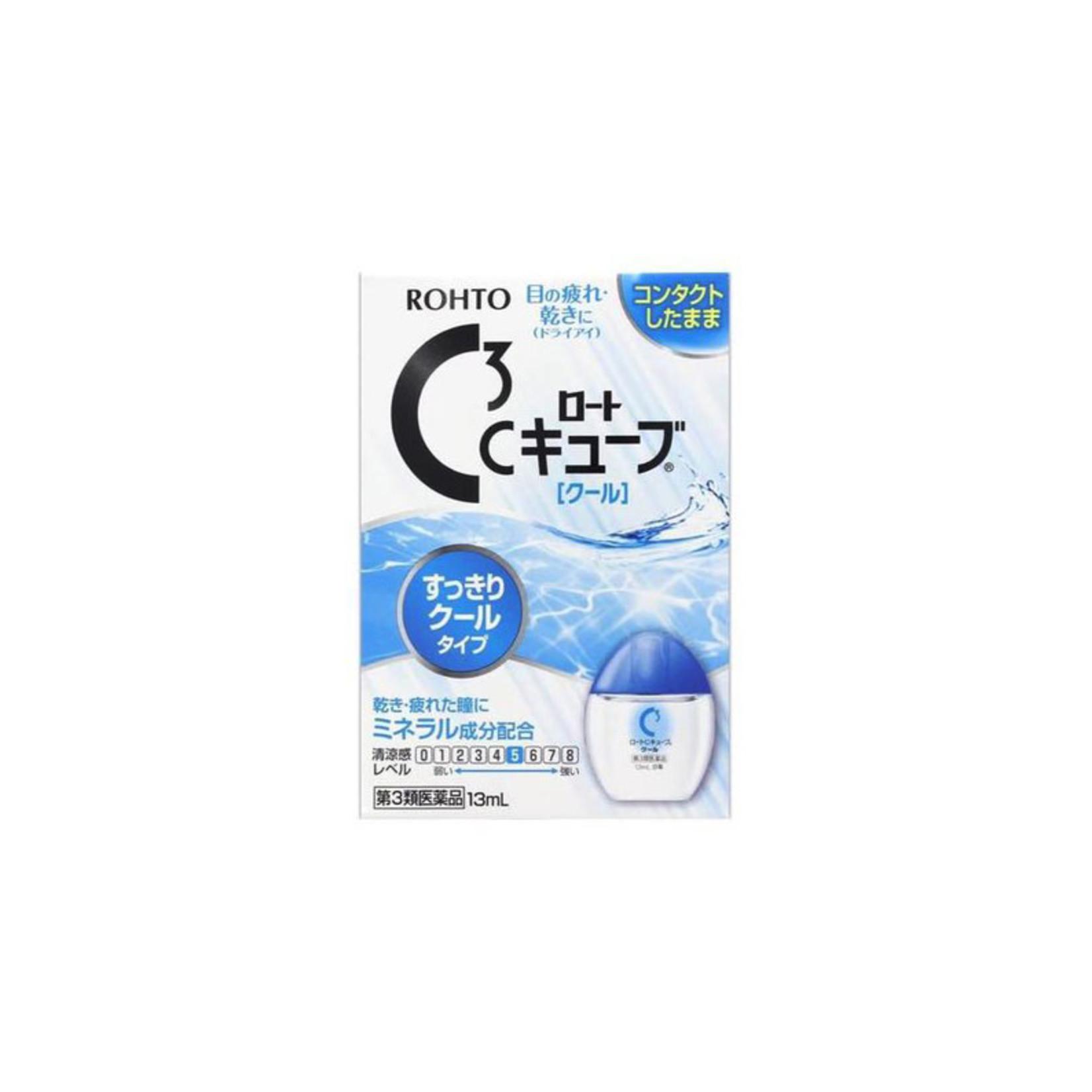 Rohto Rohto C Cube Cool Contact Eye Drops