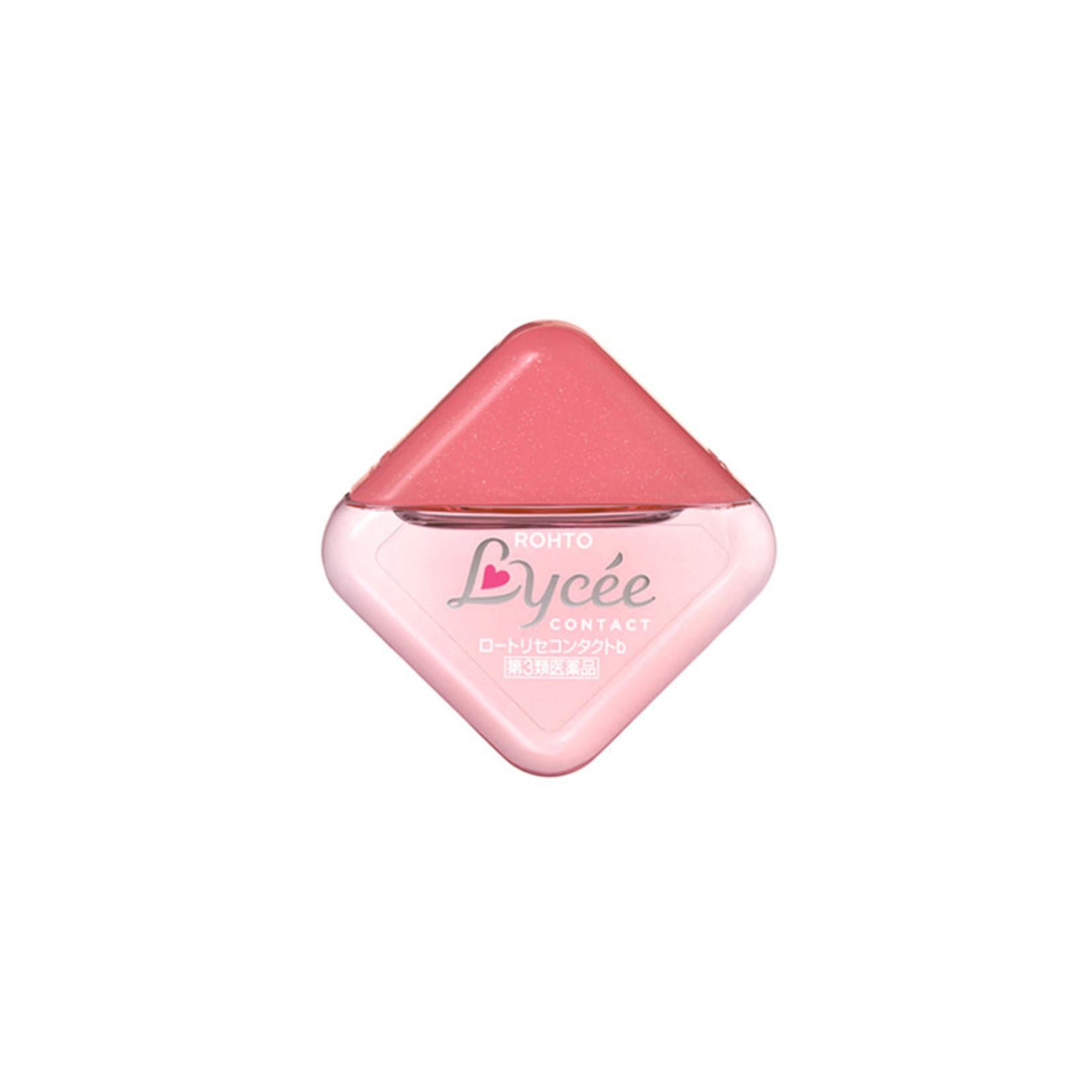 Rohto Lycee Eye Drops - Contact Lens