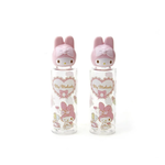 Skater Skater My Melody Portable Cotton Swab Case and Bottle 30ml x2
