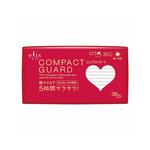 Elleair Elleair Elis Compact Guard Sanitary Napkin Light Day No Wing 36P