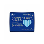 Elleair Elis Compact Guard Sanitary Napkin Heavy Day Overnight 15cm