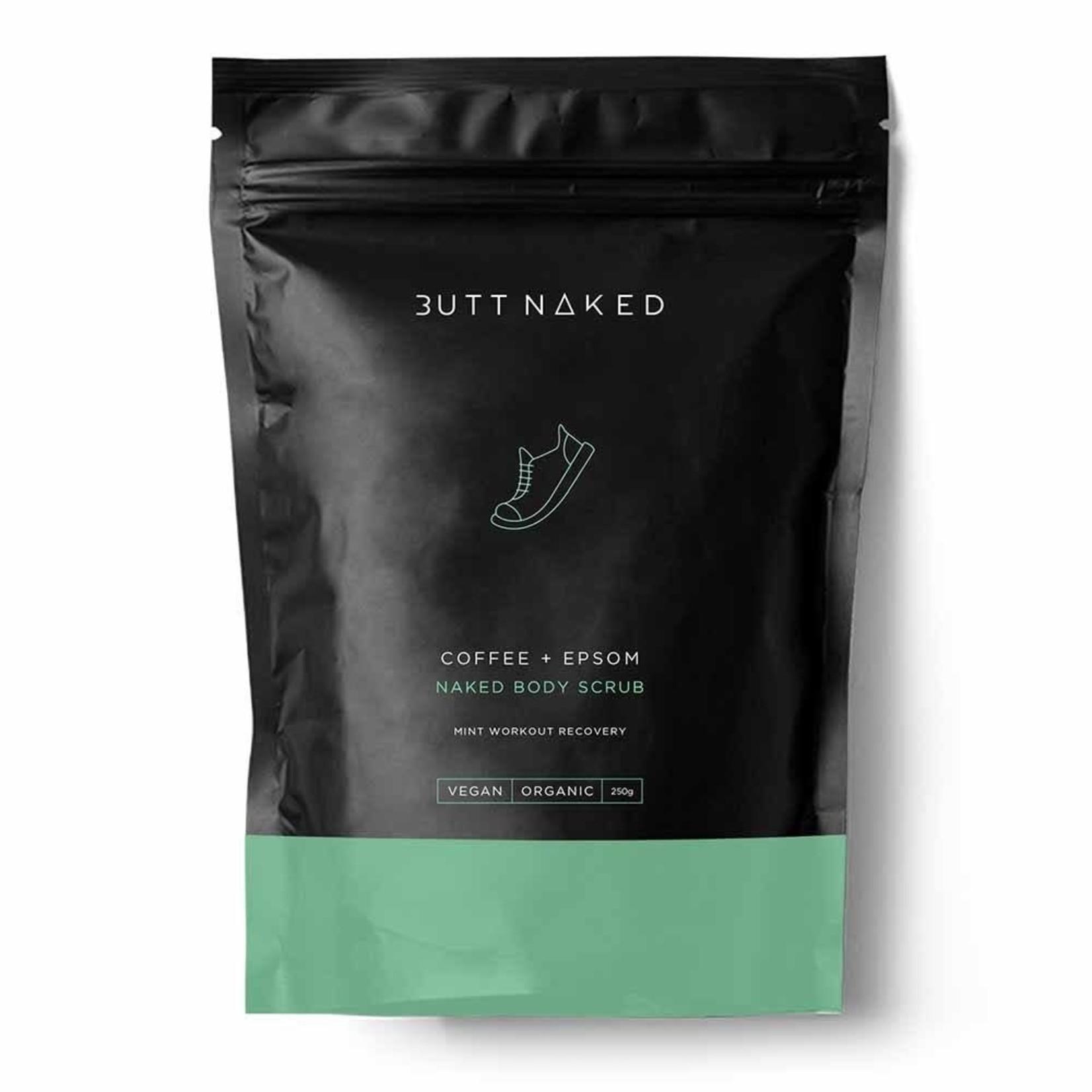 Butt Naked Butt Naked Natural Body Scrub Coffe & Epson