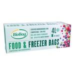 BioBag BioBag Compostable Freezer Bags 4L