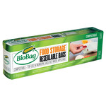 BioBag BioBag Food Storage Resealable Bag
