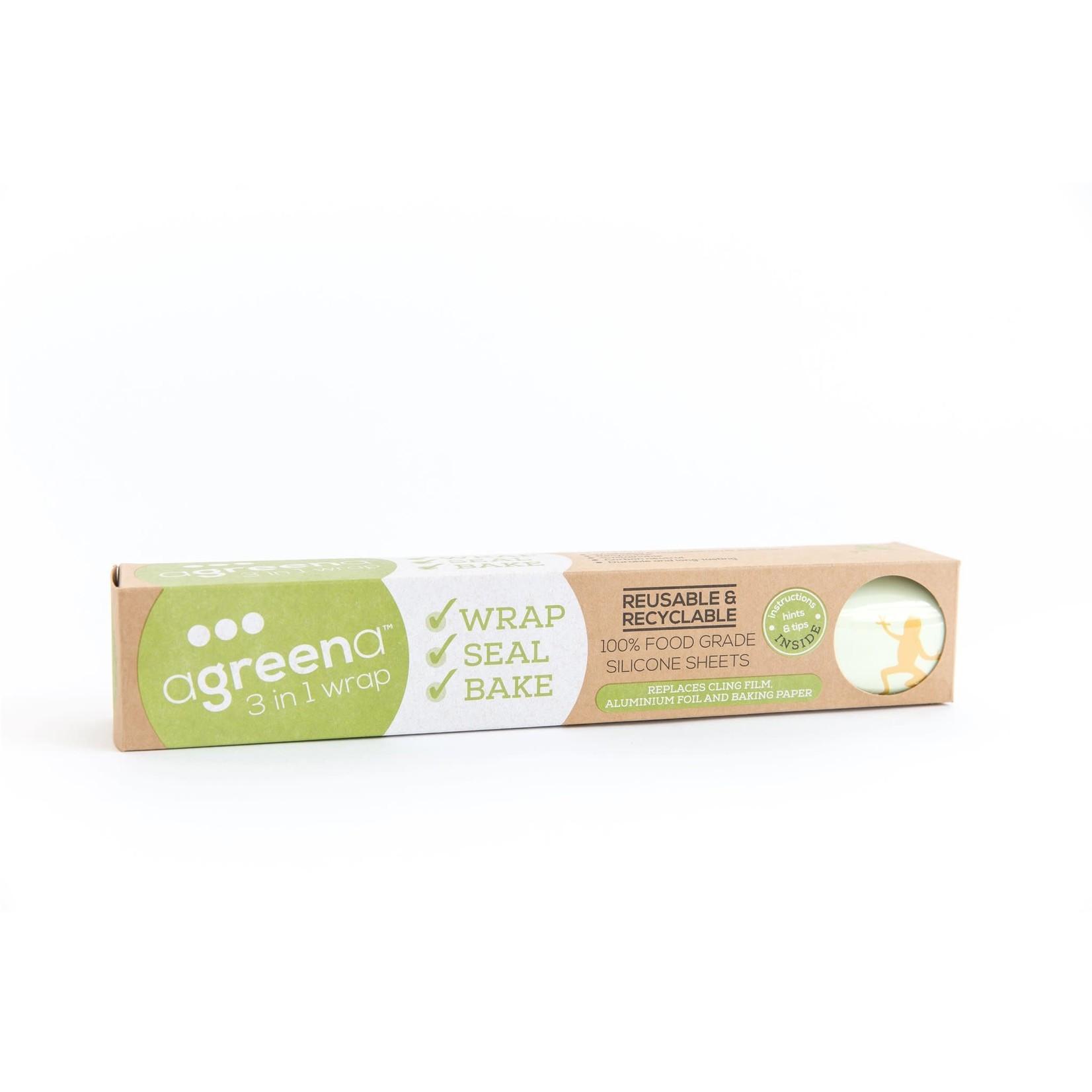 Agreena Agreena Wraps 4 Pack