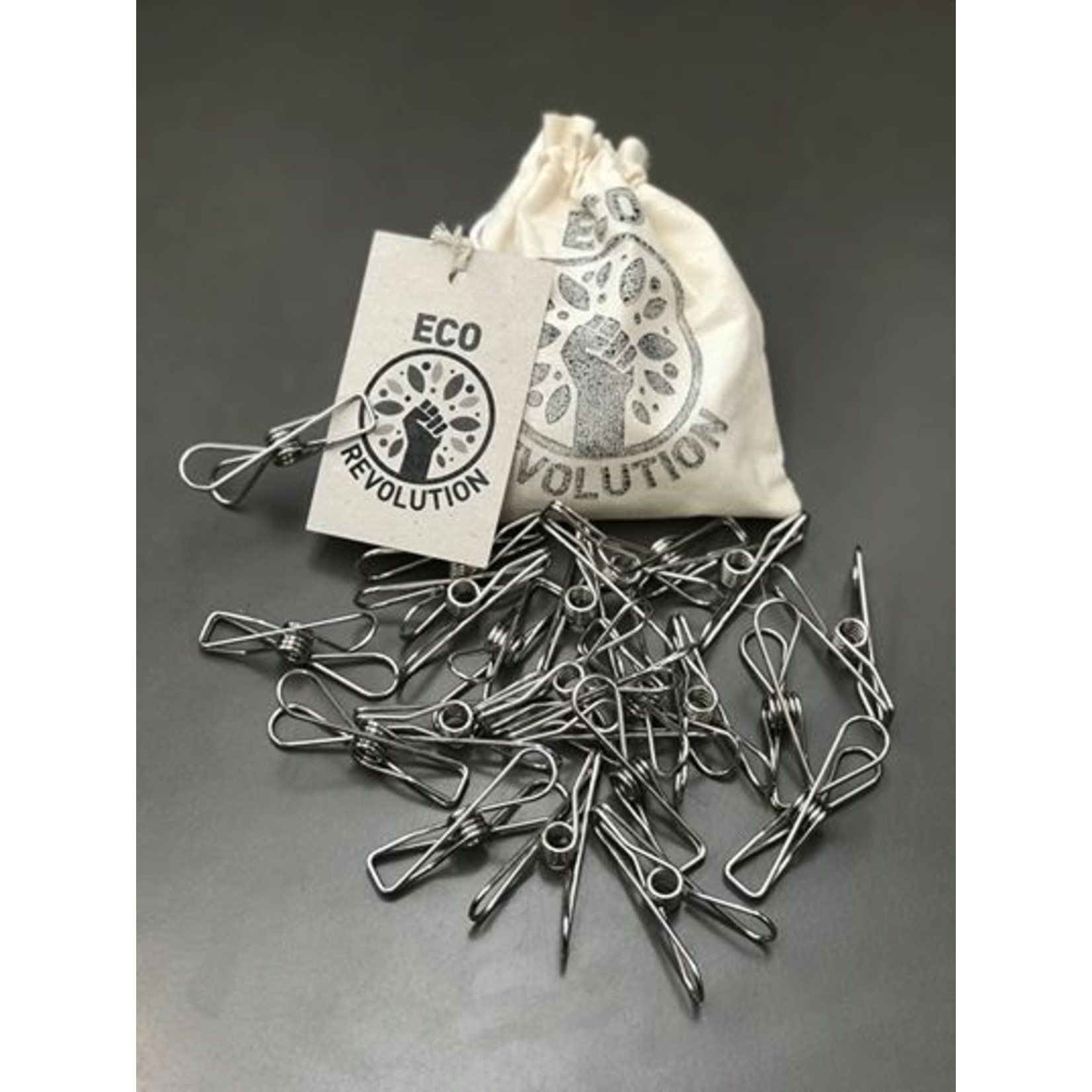 Eco Revolution Stainless Steel Pegs