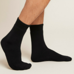 Boody Boody Men's Cushioned Work/Boot Socks
