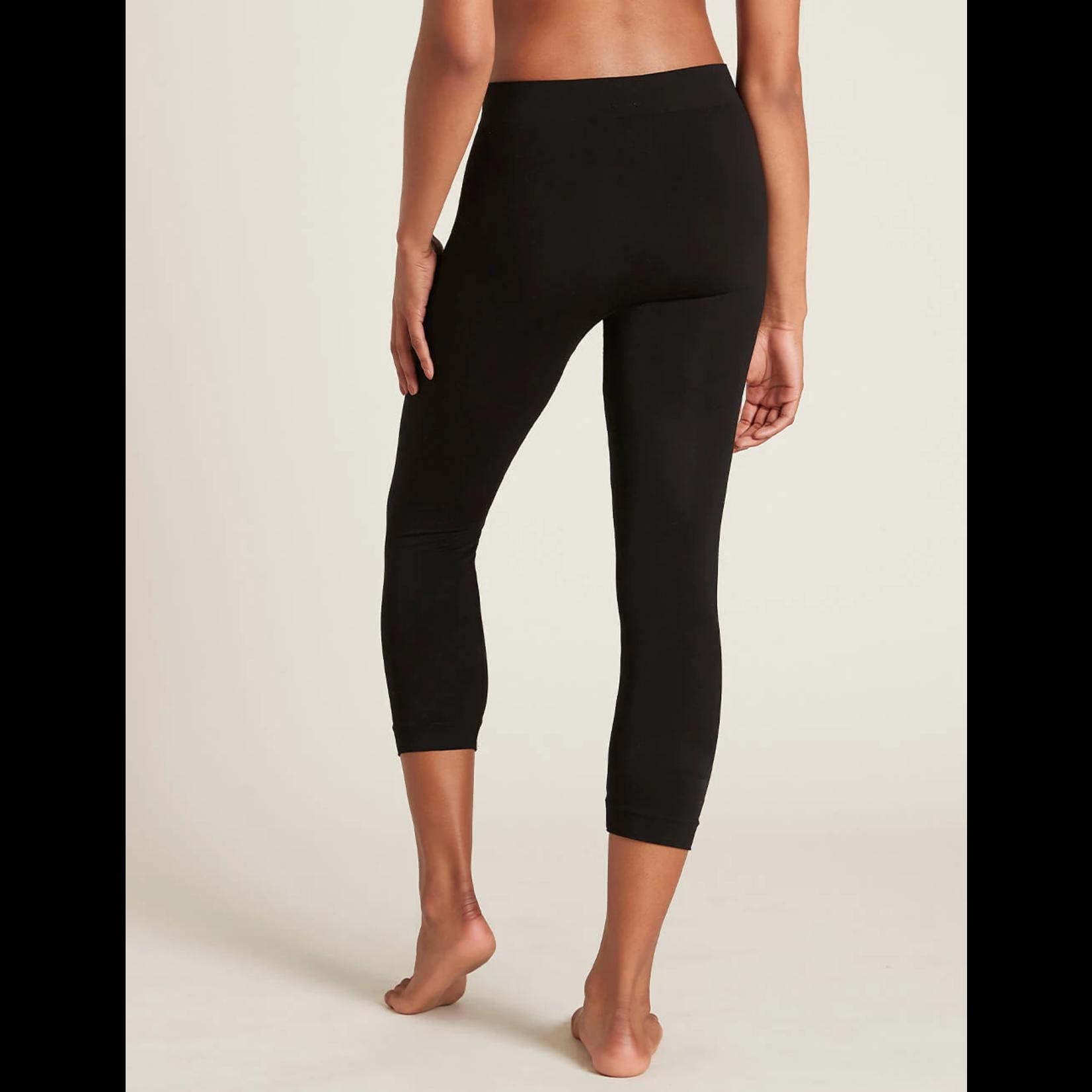 Boody Boody Women's 3/4 Leggings Black