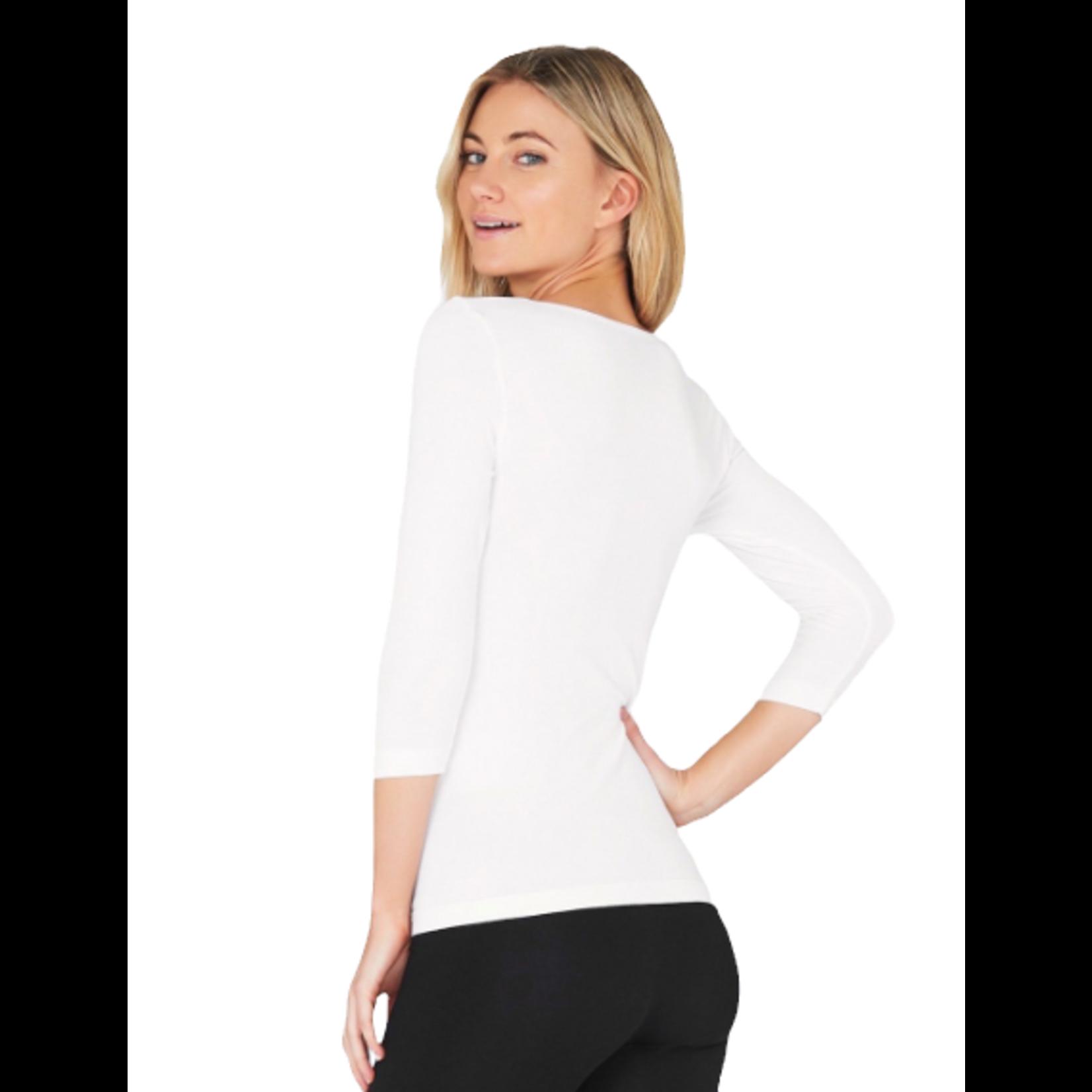 Boody Boody Women's 3/4 Sleeve Top