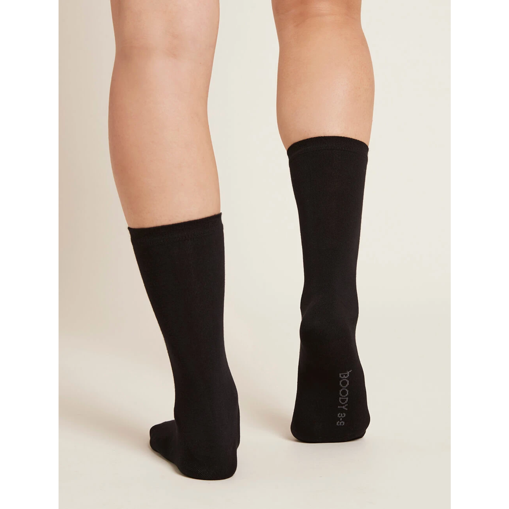 Boody Boody Women's Everyday Sock Black