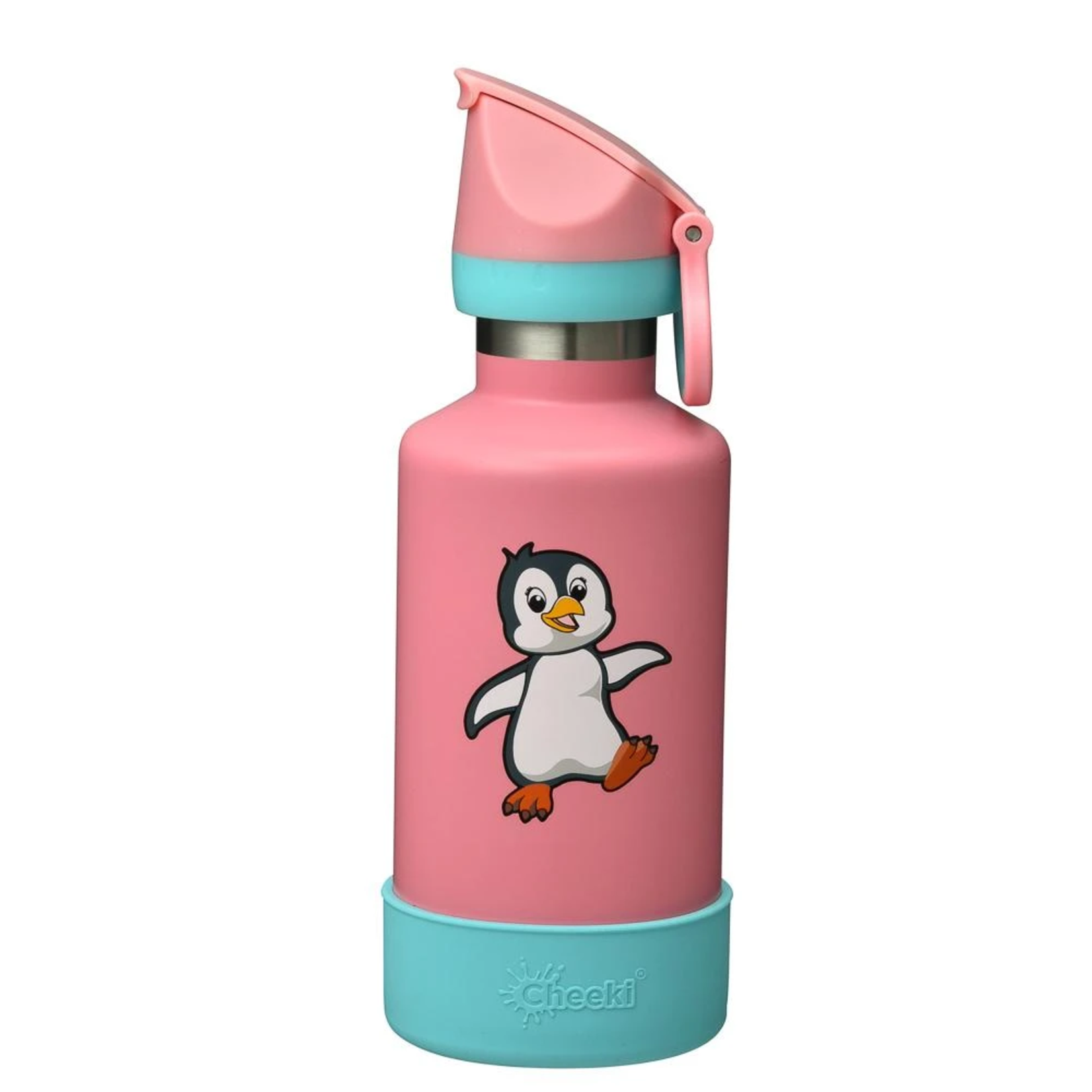 Cheeki Cheeki Kids Insulated Bottle 400ml