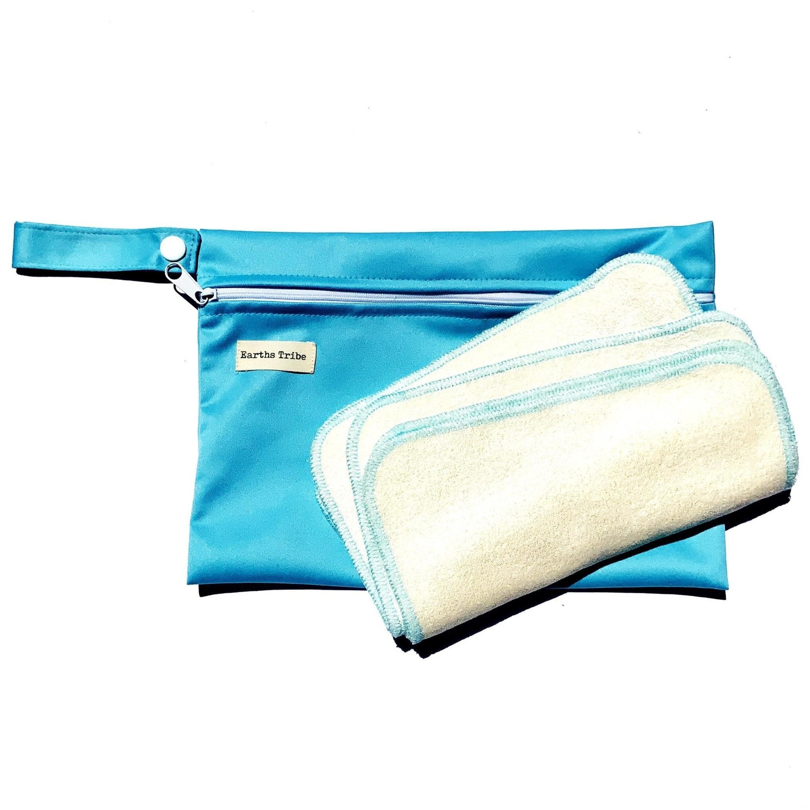 Earths Tribe Earths Tribe Reusable Cloth Wipes