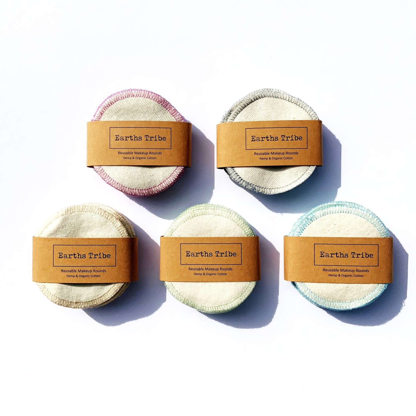 Earths Tribe Earths Tribe Reusable Makeup Rounds