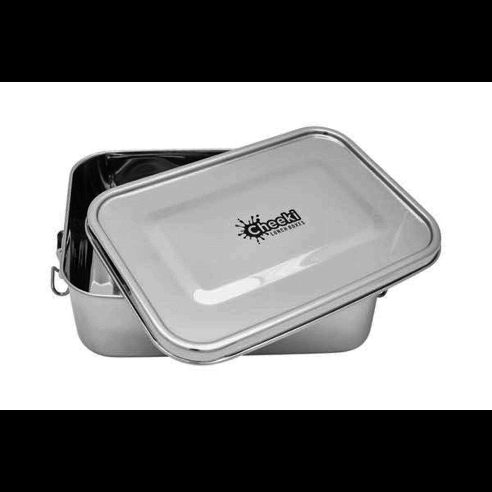 Cheeki Cheeki 1.6L Lunch Box - Hungry Max