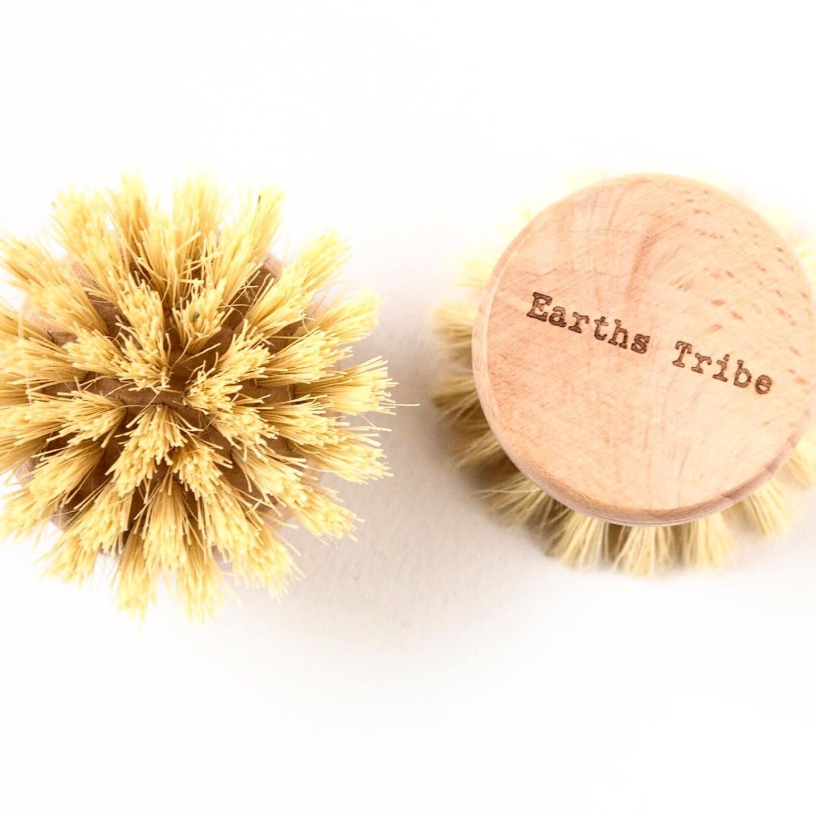 Earths Tribe Earths Tribe Dish Brush Replacement Head