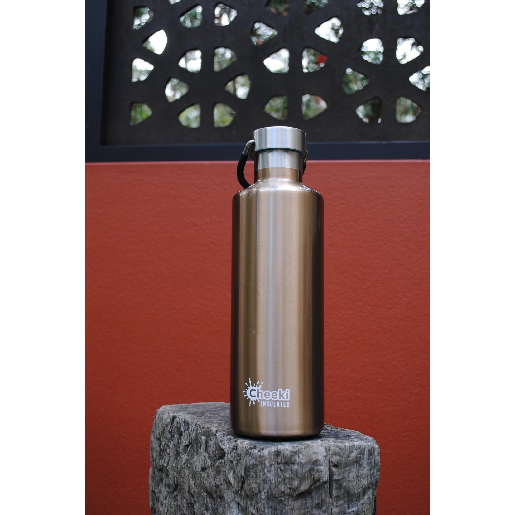 Cheeki Cheeki Insulated Bottle 600ml