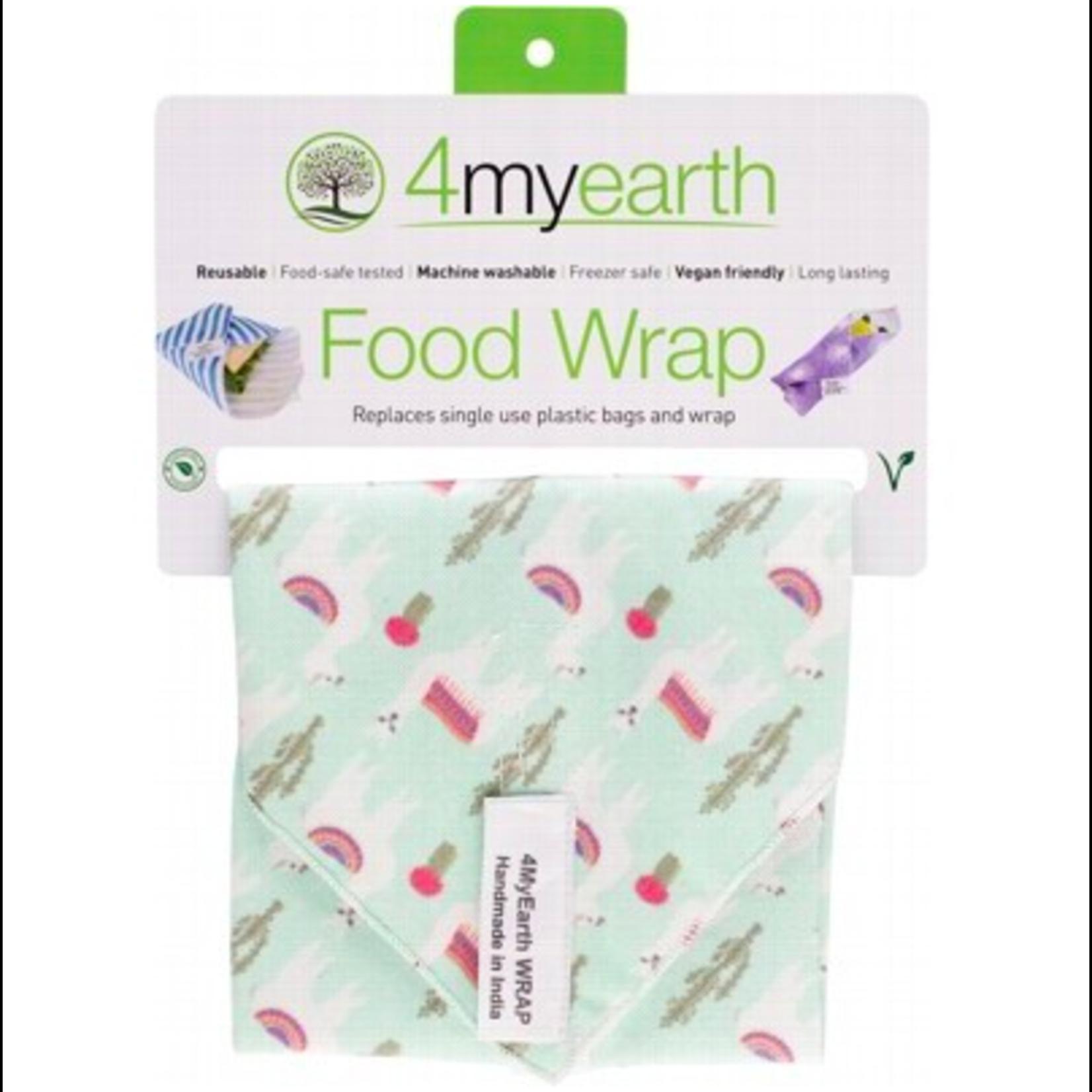 4 My Earth 4 My Earth Food Wrap