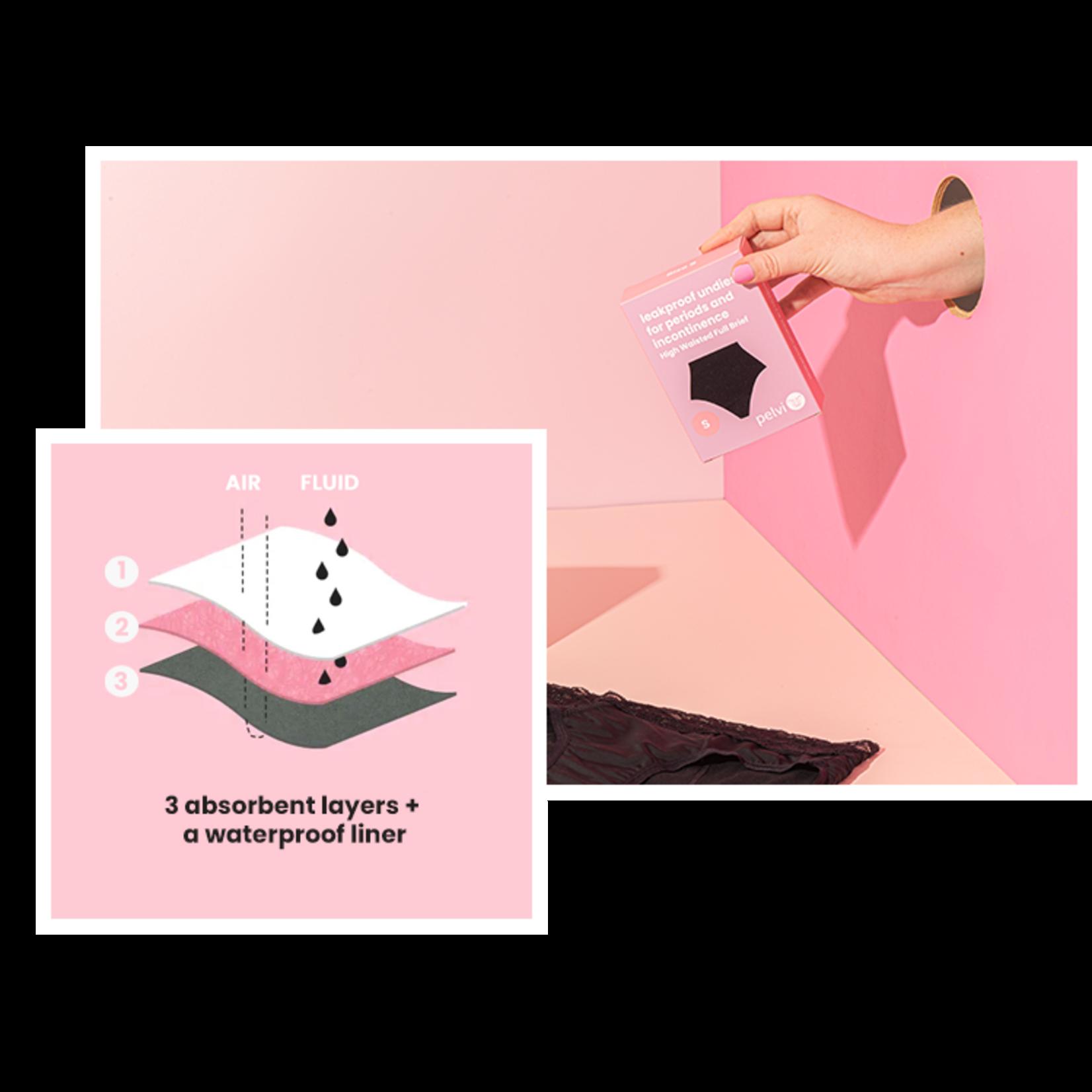 Pelvi Pelvi Leakproof Underwear Full Brief