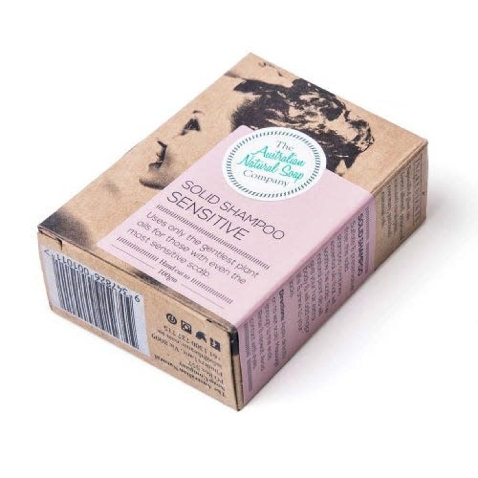 The Australian Natural Soap Company The Australian Natural Soap Company Shampoo Bar Sensitive