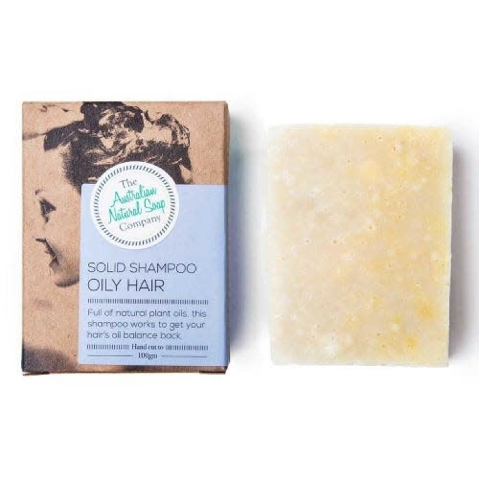 The Australian Natural Soap Company The Australian Natural Soap Company Shampoo Bar Oily Hair