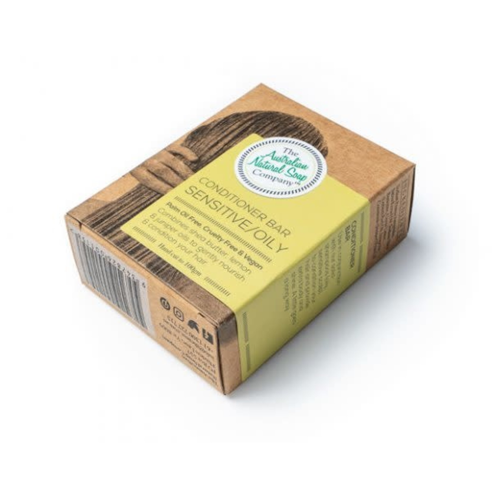 The Australian Natural Soap Company The Australian Natural Soap Company Conditional Bar Sensitive/Oily