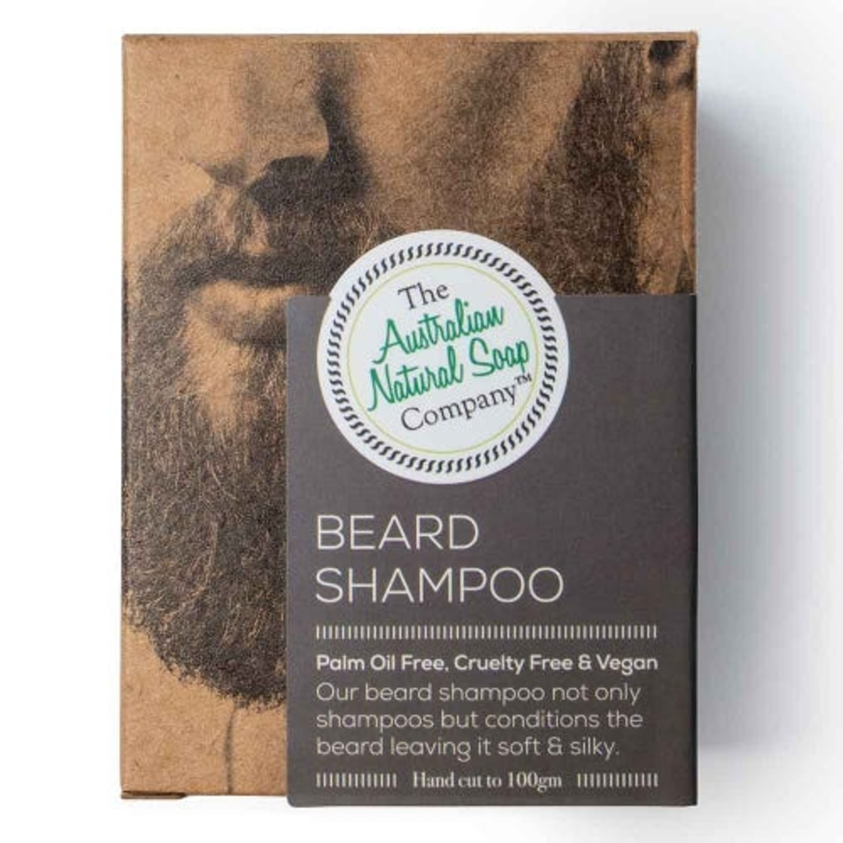 The Australian Natural Soap Company The Australian Natural Soap Company Beard Pack